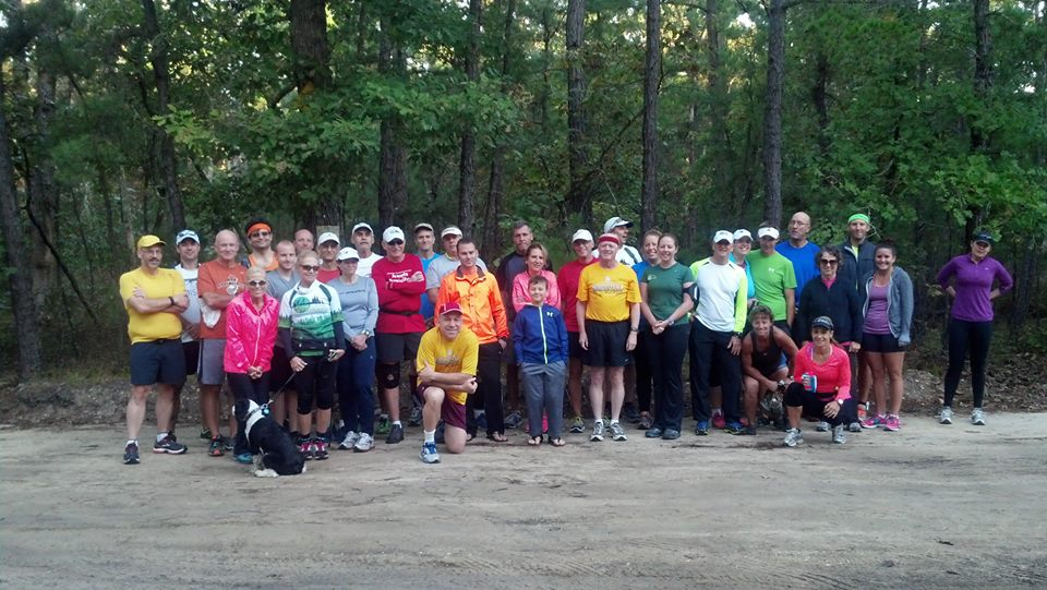 Batona Trail Leg 1 ON 9-28-14